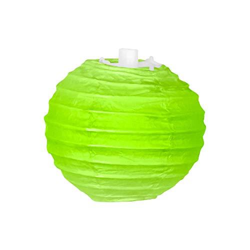 SKYLANTERN Boule Papier 10cm Vert