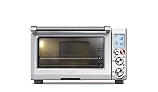 Breville BOV845BSS The Smart Oven Pro Convection Toaster Oven, Silver (B00XBOXVIA) | Amazon price tracker / tracking, Amazon price history charts, Amazon price watches, Amazon price drop alerts
