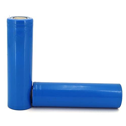 18650 batería 3.7v 2000mah batería de Litio Recargable para batería de Linterna (8pcs)