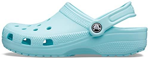 Crocs Classic, Zuecos Unisex Adulto, Ice Blue, 41/42 EU