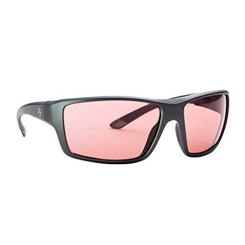 Buy Magpul Summit Sunglasses Tactical Ballistic Sports Eyewear Shooting Glasses for Men, Matte Gray ...