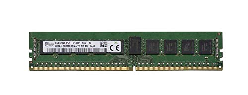 SK Hynix 8GB 2133MHz DDR4 288 Pin DIMM 1,2V HMA41GR7MFR8N-TF