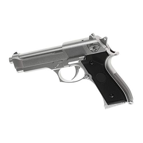 Cyma Softair - Pistole M92/ cm.126 / M9 Airsoft AEP - Silver - inkl. Akku & Ladegerät  0,5 J.