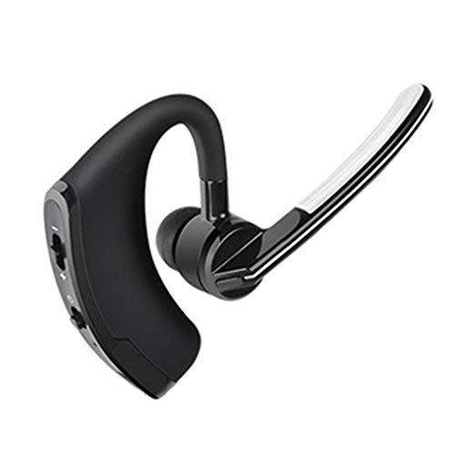 Guangcailun Wireless Headset Bluetooth Car Handsfree della Cuffia di Guida Noise Reduction Microfono Auricolare