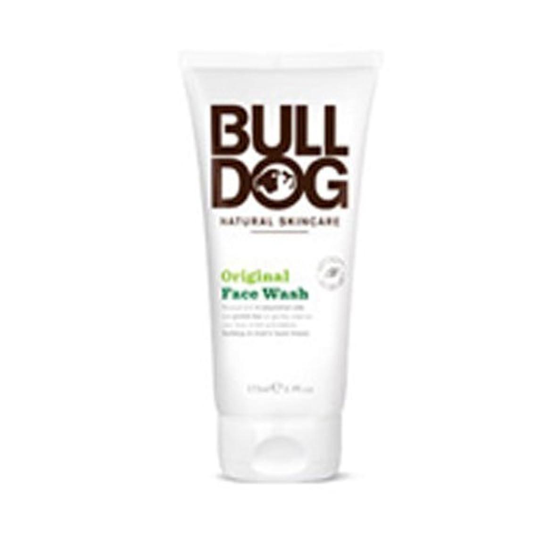 破産家禽スクリュー海外直送品Original Face Wash, 5.9 oz by Bulldog Natural Skincare