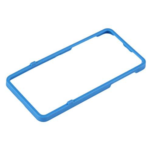 Scherm voor mobiele telefoon Plakgereedschap Hulpkader voor iPhone 5 Voor iPhone 5 blauw