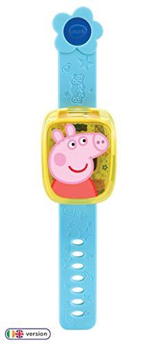 Vtech 526003 Peppa Pig Lernuhr, Mehrfarbig