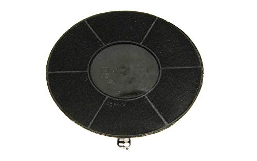 Filtro de carbón de 220 mm de diámetro, se vende por 1 para campana Candy.: Amazon.es: Grandes electrodomésticos