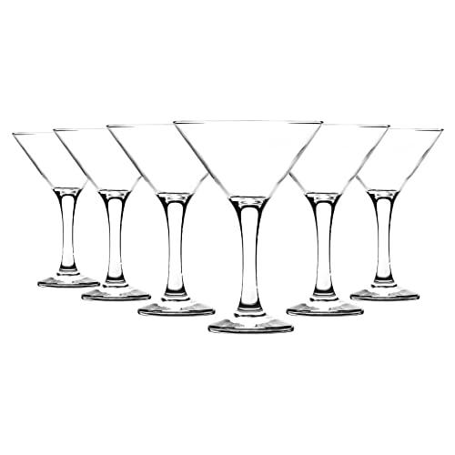 Rink Drink -  Martini-Gläser -