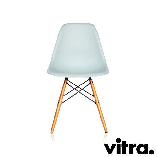 Vitra Eames Plastic Chair DSW Eisgrau