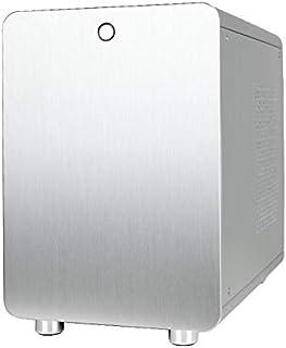 Monland Q2 Itx Caja Horizontal Itx Caja PC Gabinete de la Computadora -ATX Chasis de Escritorio para Juegos