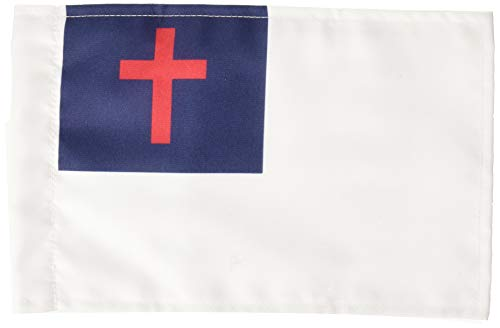 Pro Pad FLG-Christ 6'x9' Christian Motorcycle Flag with 1/2' Sleeve
