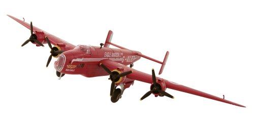 Corgi - AA37205 - Avion en Métal Livré avec Socle et Support - Handley Page Halifax Berlin Air Lift Halton - échelle 1:72