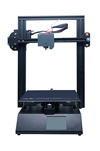 Auto Leveling 3D Printer DIY Kit with Resume Printing Function, Works with PLAABS,Printing Size 235 x 235 x 250mm
