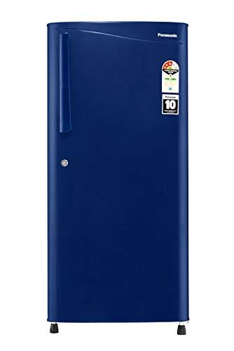 Panasonic 194 L 3 Star Inverter Direct-Cool Single Door Refrigerator (NR-A193VAX1, Blue Hairline)