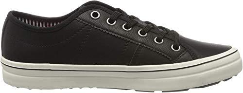 s.Oliver Damen 5-5-23640-24 Sneaker, Schwarz (Black 001), 40 EU