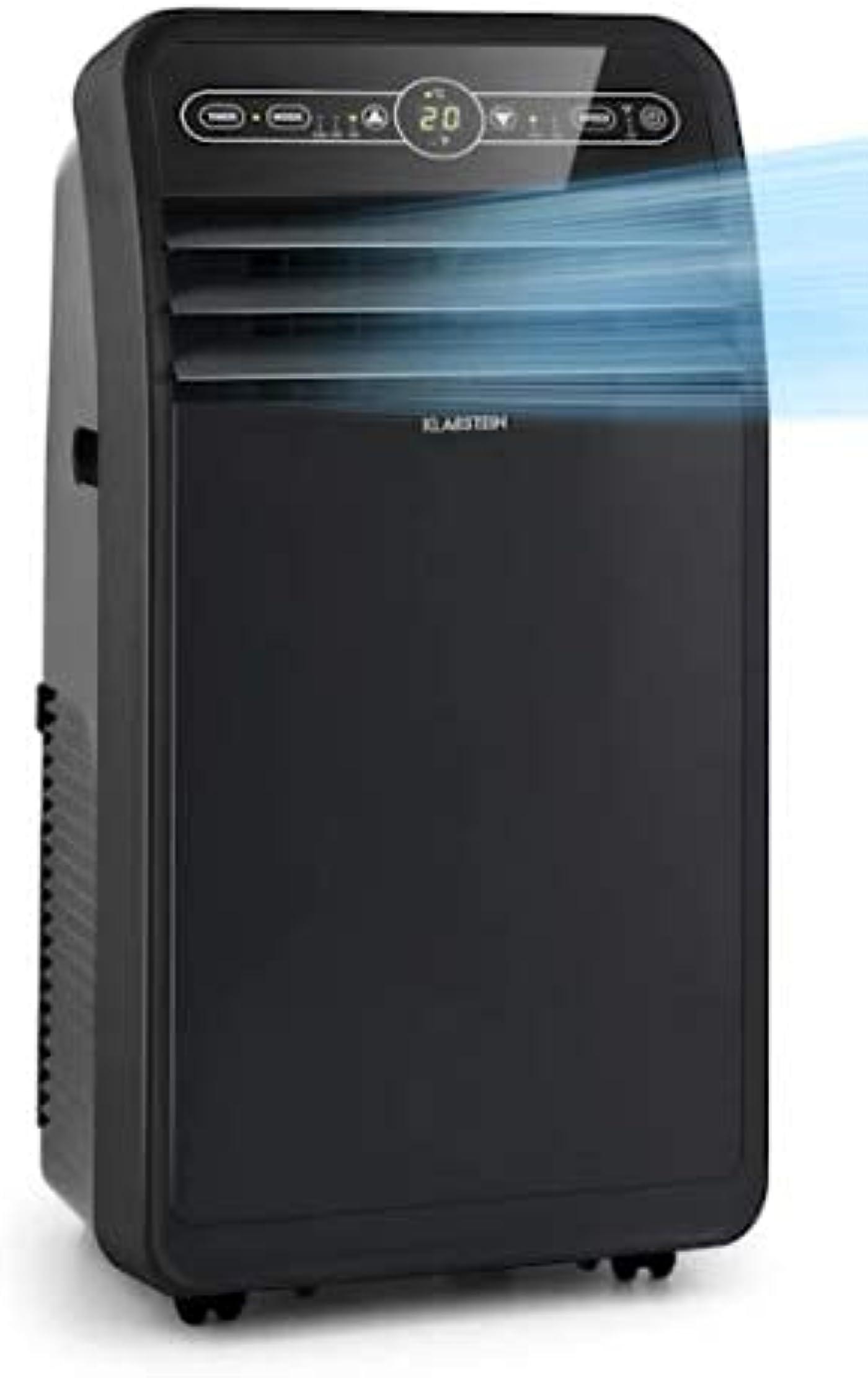 Climatizzatore portatile, 3in1: climatizzatore/deumidificatore/ventilatore, wi-fi: appcontrol klarstein DXJ2-90300-loik
