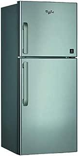 Whirlpool Freestanding Double Door: Frost Free Refrigerator- WTM302RSL