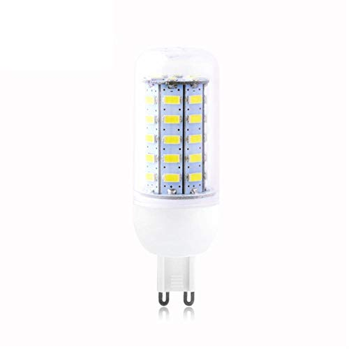 LED-lampen wifi-lampen lichtbron reflectorlampen 360 verlichtingshoek G9 LED-lamp SALE lamp 7W 9W 12W 15W 20W 25W SMD5730 ampulle LED 110V 220V LED Corn Bulb voor kroonluchter