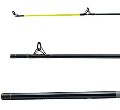 FLADEN CHIEFTAIN (3.9m/ 13ft) 3 Piece BEACHCASTER Surf Sea Fishing Rod ( 100g to 250g ) for Coastal Shore Fishing [12-24390-1] by FLADEN