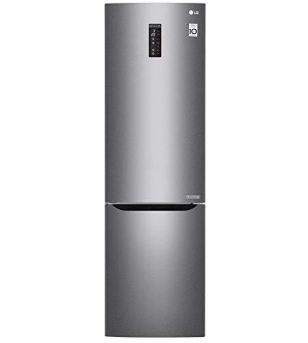 LG GBP20DSQFS nevera y congelador Independiente Grafito 343 L A+++ - Frigorífico (343 L, SN-T, 14 kg/24h, A+++, Compartimiento de zona fresca, Grafito)