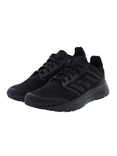 adidas Galaxy 5, Zapatillas para Correr Hombre, Core Black Core Black Core Black Black, 43 1/3 EU