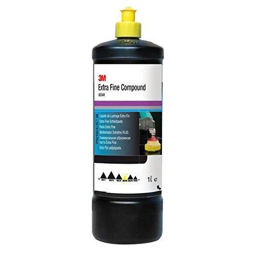3M™ Perfect-it™ Polierpaste Schleifpaste Extra Fine, E80349, 1 Liter - 1 Flasche