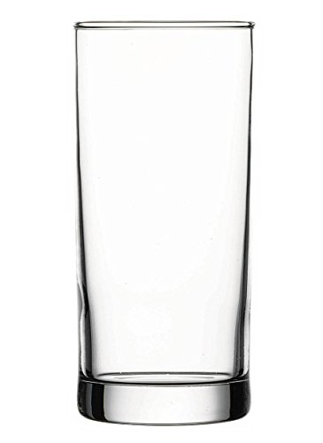 Pasabahce 42402 Istanbul - Juego de vasos de tubo, 12 unidades, 290 cc