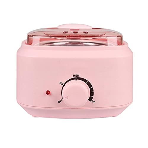 GYAM 500CC Mini Calentador de Cera Calentador de Manos eléctrico SPA depilación depilatoria máquina de Cera de fusión Olla Control de Temperatura