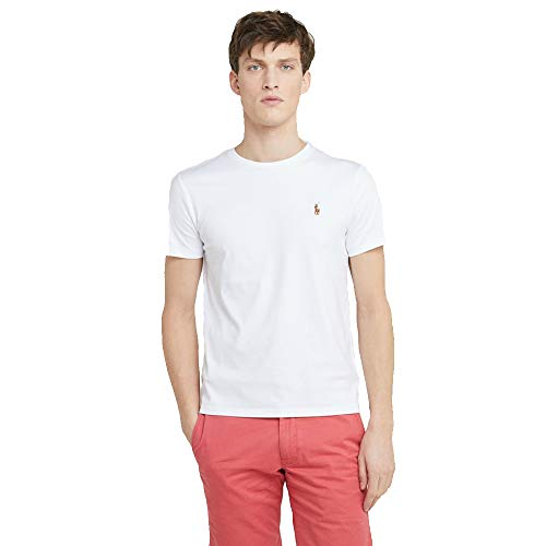 Ralph Lauren Camiseta Interlook Custom Fit