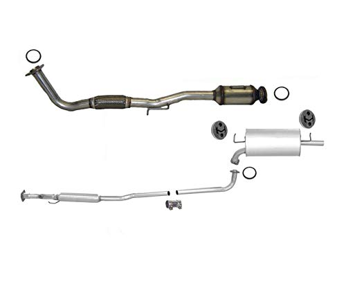Complete Exhaust Sys. Converter New For FEDERAL EMISSIONS ONLY 97-01 Camry 2.2L