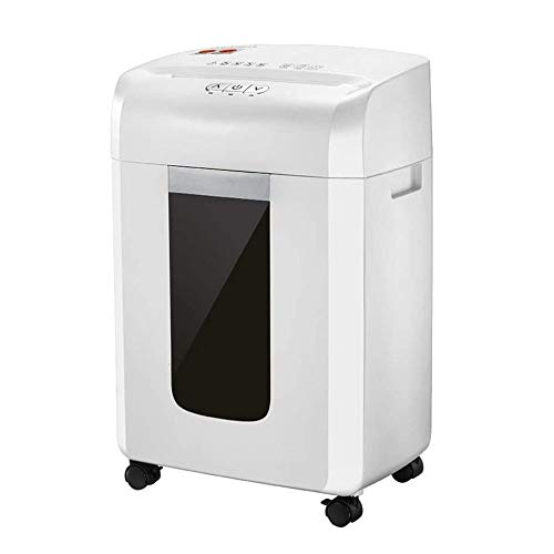 Review Of 60-Minute Heavy-Duty Micro-Cut Paper Shredder, P-5 High-Security with Destroying CD/Credit...