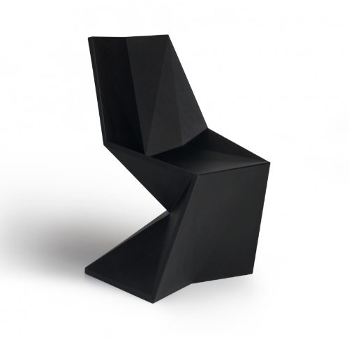 Vertex - Silla negro/mate