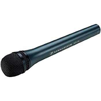 Sennheiser MD 46 cardioid interview microphone
