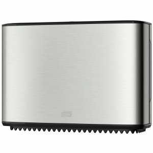 Tork Toilettenpapierspender T2 für Mini Jumbo Toilettenpapier Edelstahl