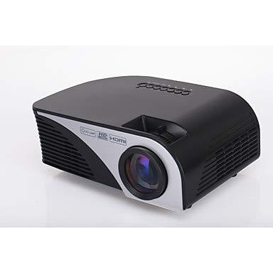 TQ OUKU S320 LCD Mini Projektor LED-Projektor 3000Lm Unterstützung 1080P (1920X1080) Screen/SVGA (800X600)/± 15 °
