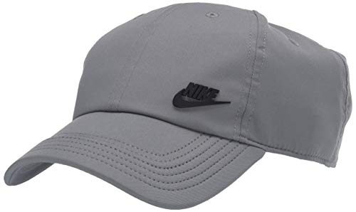 Nike Hat U NSW AROBILL H86 Cap MT FT TF, Smoke Grey, MISC, 942212