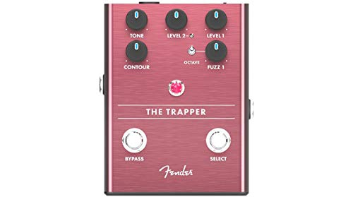 Fender® The Trapper Fuzz Floor Effect Pedal