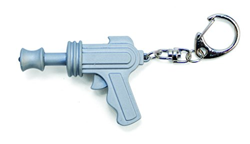 Preisvergleich Produktbild Kikkerland KRL29-CDU-EU SPACE GUN LED KEYCHAIN CARDED / CDU,  Bunt