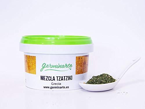 MEZCLA TZATZIKI (50gr.) Calidad gourmet   Mezclas del mundo.