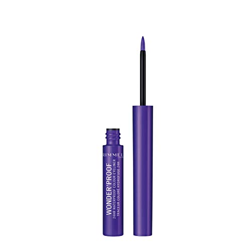 Rimmel London Wonder Proof Liner Delineador de...