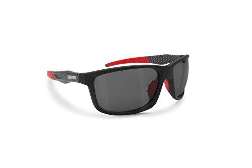 BERTONI sportbril fietsbril fietsen skiën motorbril zonnebril - Alien