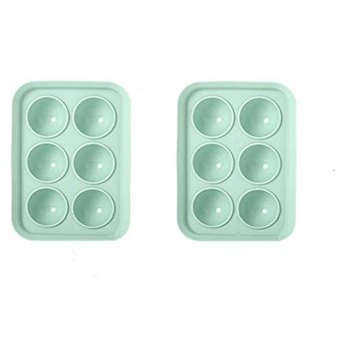 JINYUN Silikon Frikadelle Form, hausgemachte gefüllte Frikadelle Ball Maker Newbie, Silikon Babynahrung Aufbewahrungsbehälter, für Newbie Kitchen Cooking Utensil Zweiteiliges Set Set