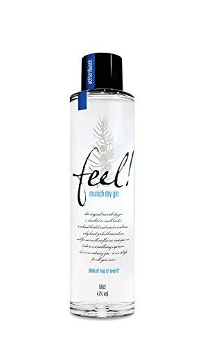 Feel! Munich Dry Gin Bio (1 x 0.7 l) Titelbild