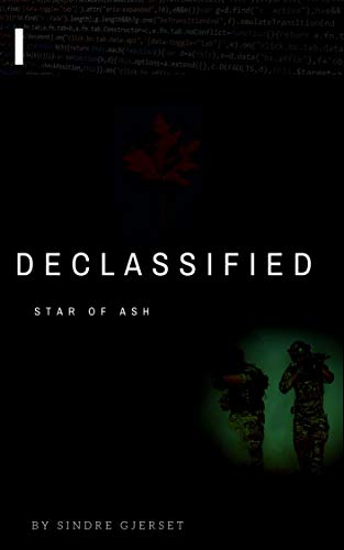 Book: Declassified - Star of ash by Sindre Gjerset