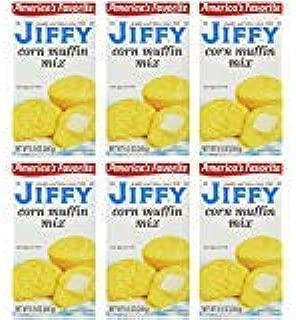 Jiffy Corn Muffin Mix - 6 ct - PACK OF 2