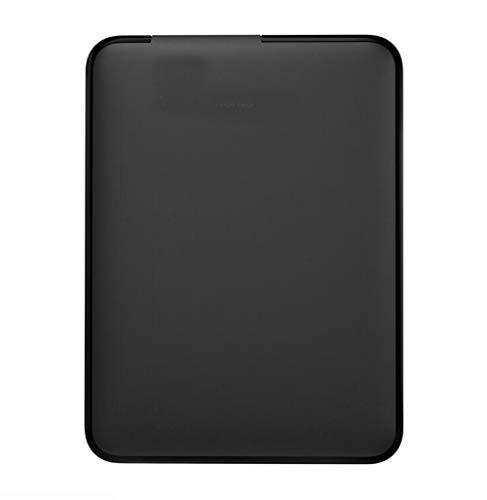 External Hard Drives HDD High-speed Transmission USB3.0 250GB/320GB/500GB/1TB/2TB/4TB Thin and Light Portable External Hard Drive Black (500GB)
