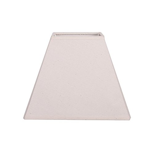 Mi Lampara - Pantalla Piramidal Lisa Dania Pinza Beis (12x7x10.5)