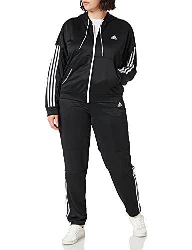 adidas Damen Gati A.Rdy Trainingsanzug, Black, M