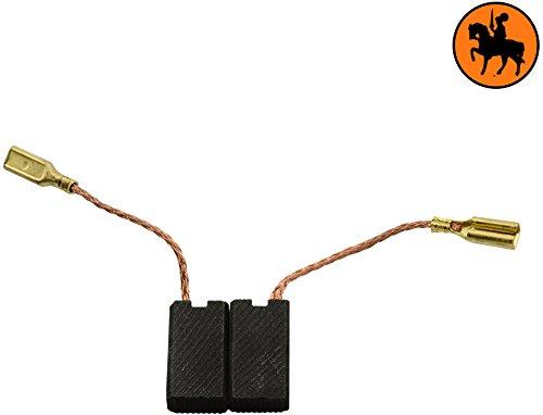 Escobillas de Carbón para KRESS 650 BS taladro -- 5x8x14mm -- 2.0x3.1x5.5\'\'